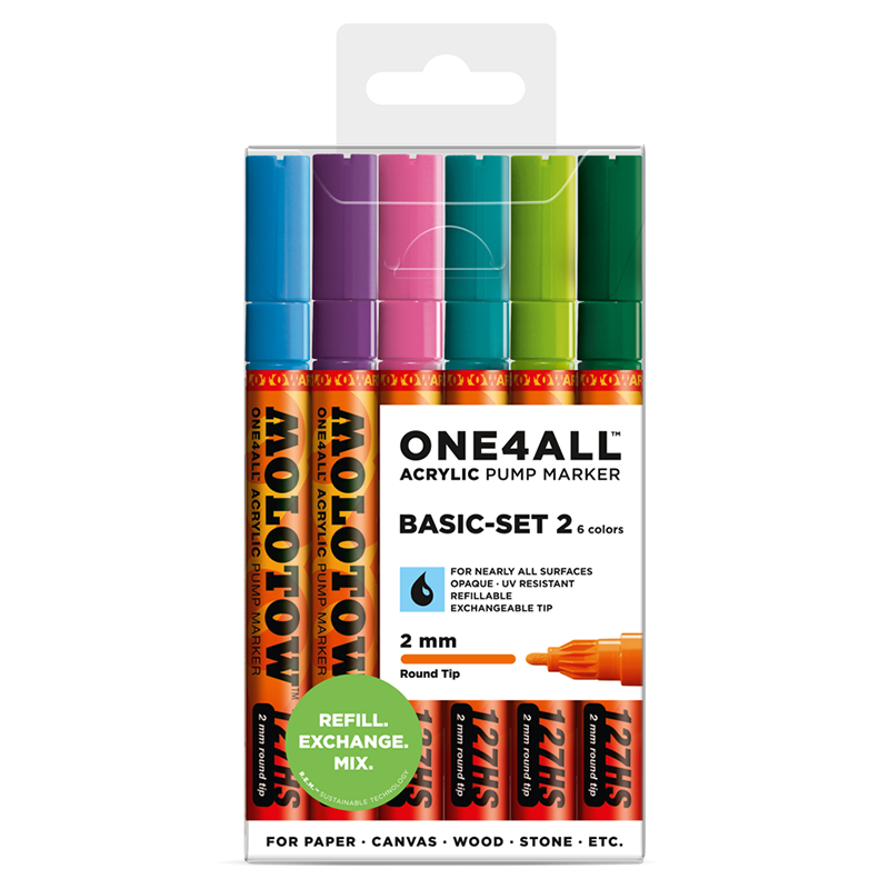 ONE4ALL™ 127HS Basic Set 2