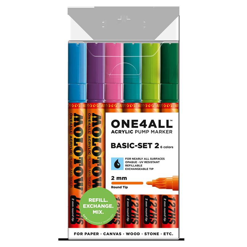 ONE4ALL™ 127HS Basic Set 2