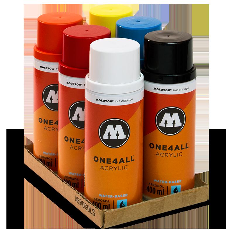ONE4ALL™ sprej Basic Pack 1
