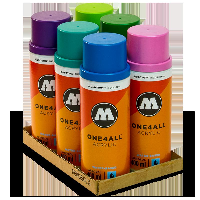 ONE4ALL™ sprej Basic Pack 2