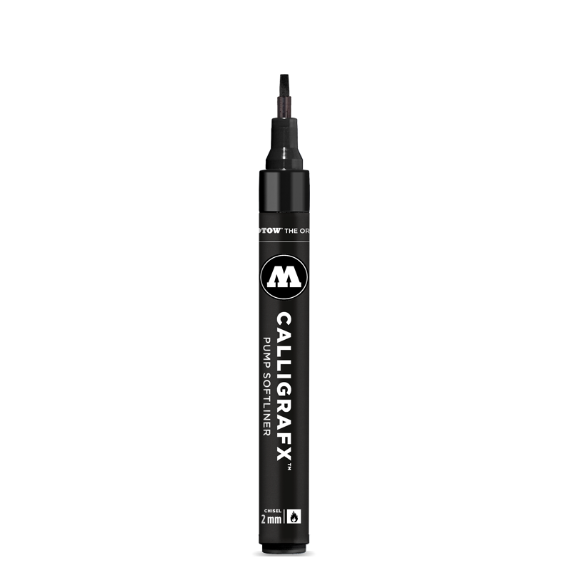 Calligrafx Pump Softliner