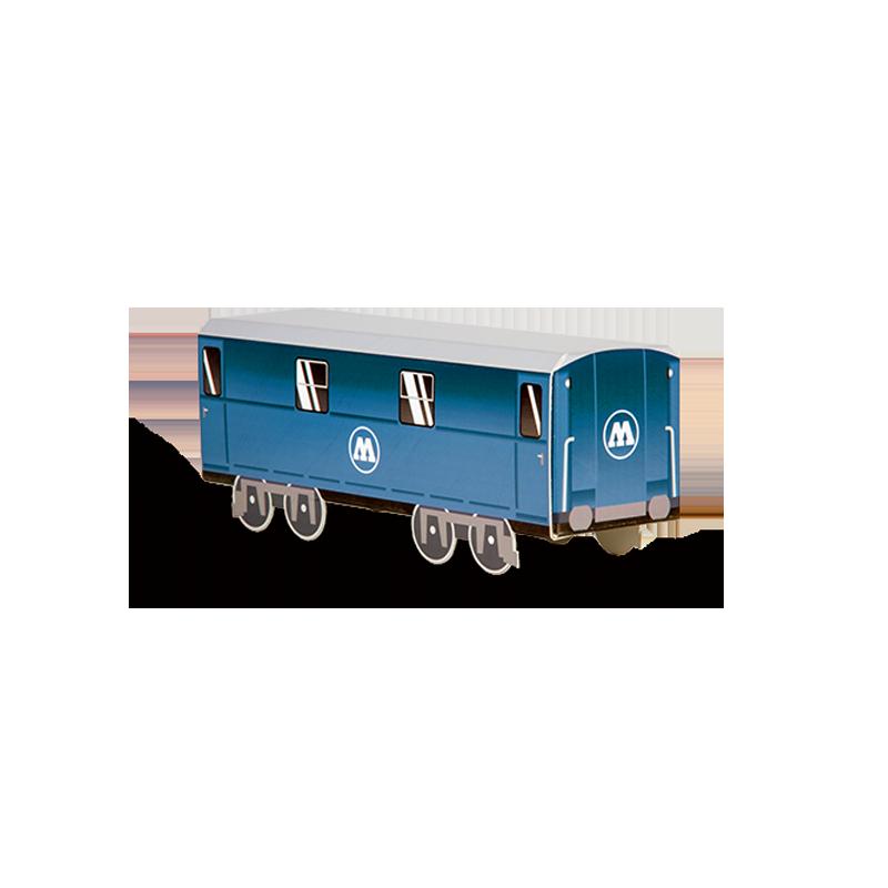 """MINI SUBWAYZ """"MOLOTOW Train"""" (malý)"""