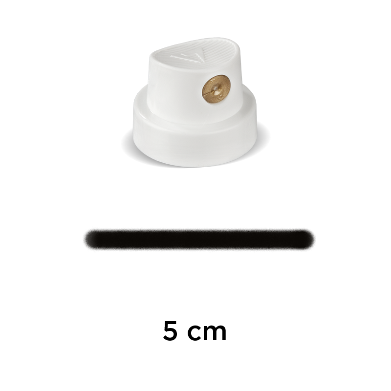 "Tryska Outline Cap ""Special"" (white/gold)"