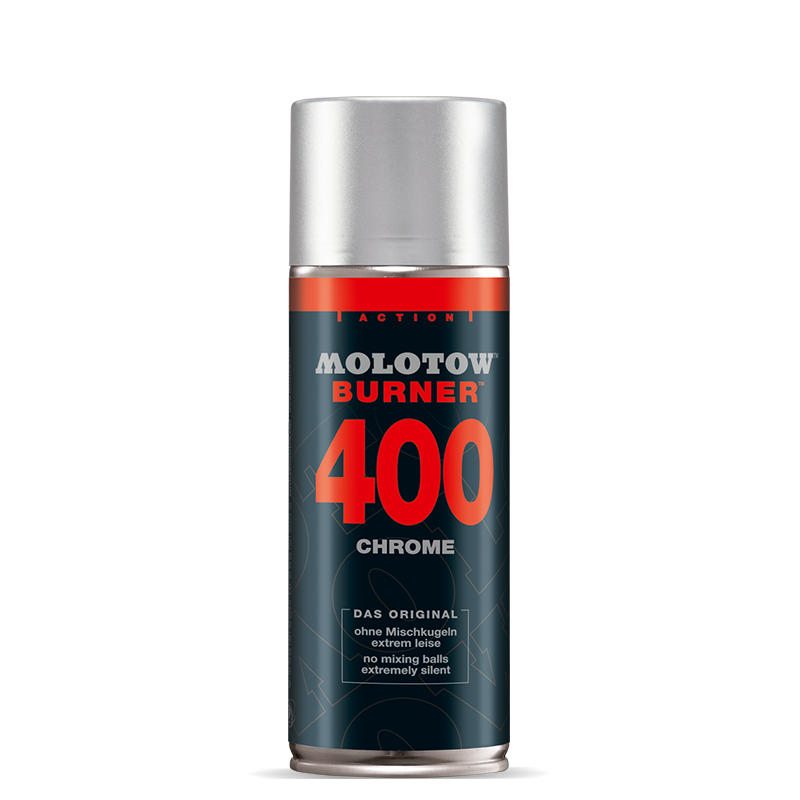 BURNER™ Chrom 400 ml