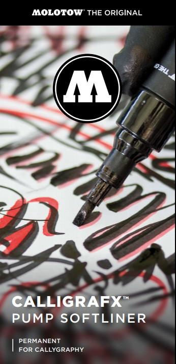 Calligrafx™ Pump Softliner