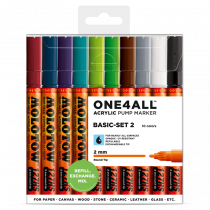 ONE4ALL™ 127HS Basic-Set 2
