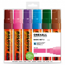 ONE4ALL™ 627HS 15mm 6x - Basic-Set 2 - Clearbox