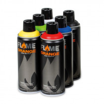 FLAME™ ORANGE - 6 PACK COLOR SET 1