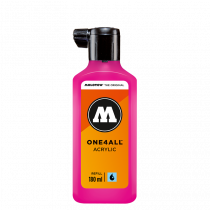Molotow ONE4ALL™ náplň 180ml neon fluorescent