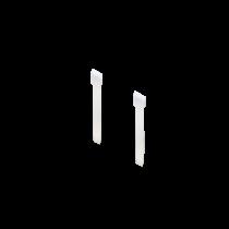 Chisel zkosený hrot 2-6 mm (pouze pro oboustranné Aqua Twin fixy)