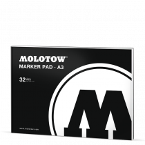 Molotow™ Basic Marker Pad DIN A3