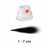 "Tryska ""SilentFat"" (white/orange)"