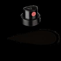 Tryska MOLOTOW™ Fat Cap (black/pink)