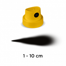 "Tryska Fat Cap ""Yellow"" (yellow/black)"