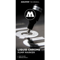 Liquid Chrome™ flyer