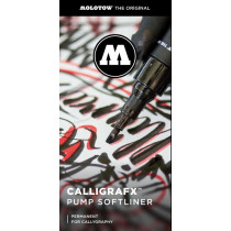 Calligrafx™ Pump Softliner flyer