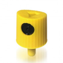 "Tryska ""Lego Fatcap"" (yellow/black)"