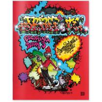 Graffiti Coloring Book 3 – International Styles omalovánky