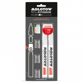 Refill Extension Softliner Starter Kit