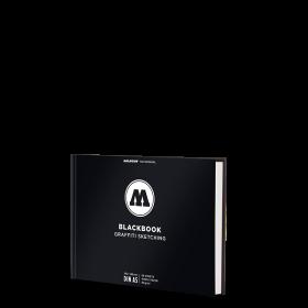 MOLOTOW™ Blackbook DIN A5 (na šířku)