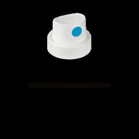 """Tryska """"SmoothSoft"""" (white/blue)"""