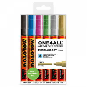 ONE4ALL™ 227HS Metallic-Set