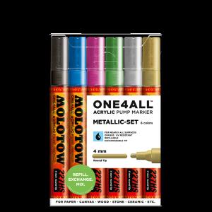 ONE4ALL™ 227HS Metallic-Set