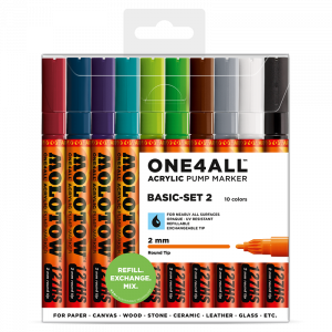 ONE4ALL™ 127HS Basic-Set 2