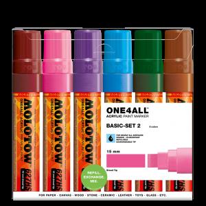ONE4ALL™ 627HS Basic-Set 2