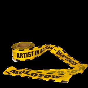 Artist Barrier Tape