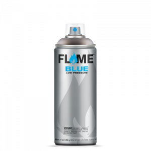 FLAME™ BLUE TRANSPARENT 400 ML