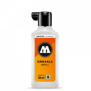 ONE4ALL™ Leerflasche 180 ml