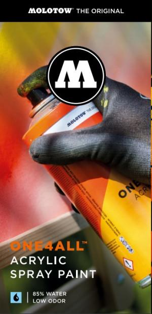 ONE4ALL™ Acrylic Spray Paint