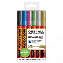 ONE4ALL™ 127HS Metallic-Set